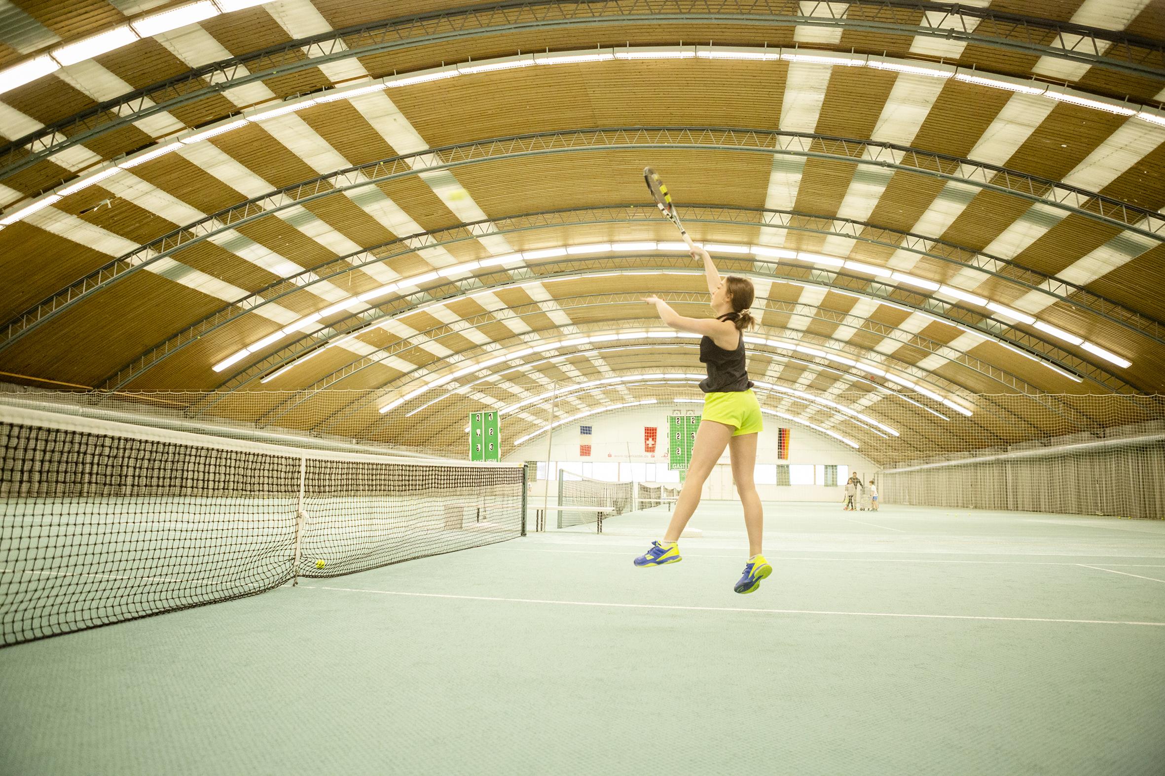 Tennis - Ballsportarena Grenzach